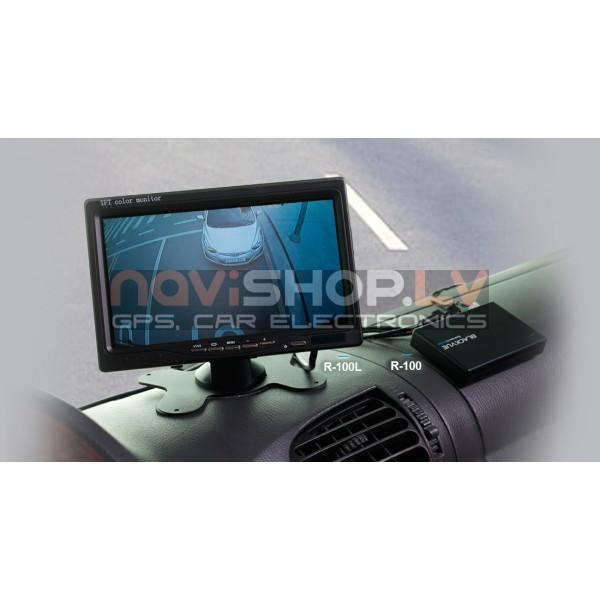 Blackvue atpakalskata komplekts ar monitoru R-100+R-100L