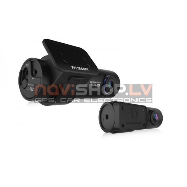 Blackvue DR650S-2CH Cloud (1080p,16 Gb,WIFI,GPS,2 cameras)