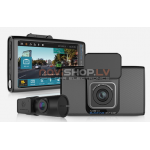 "Blackvue DR750LW-2CH Over The Cloud (2 cameras 1080p,16 Gb,WIFI,4.0"" LCD)"