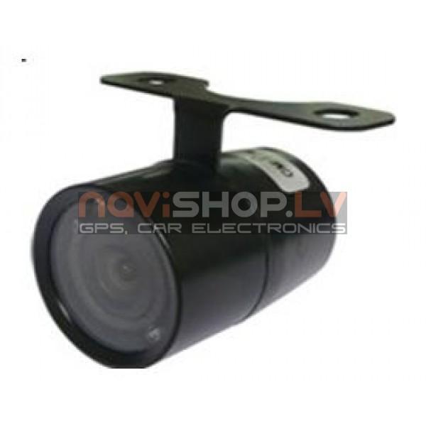 Atpakaļskata kamera CM-326 (RCA, PC7070, PAL, ar parkošanās līnijām)