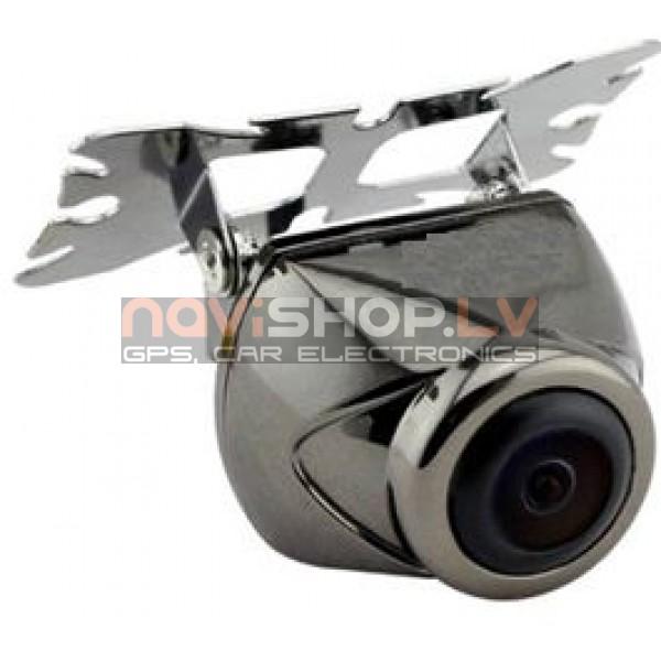 Atpakaļskata kamera CM-363 (RCA, PC7070, PAL, ar parkošanās līnijām)