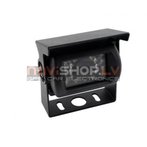 Atpakaļskata kamera CM-629-CMOS (4pin, PC7080, PAL, bez parkošanās līnijām)