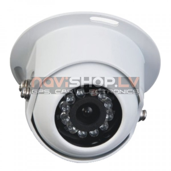 "CMD Kamera RC-6012-CCD,4PIN, mirror (1/4"" Sharp CCD)"