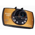 EasyRide L117  FULL HD (CL-710) Auto videoreģistrators 1080P