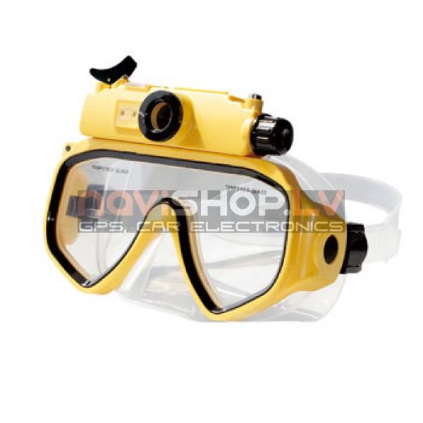 WP720 zemūdens  kamera- maska