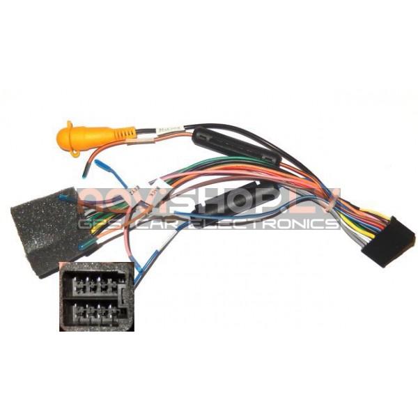 ISO kabelis priekš J-2812 GPS-DVD combo