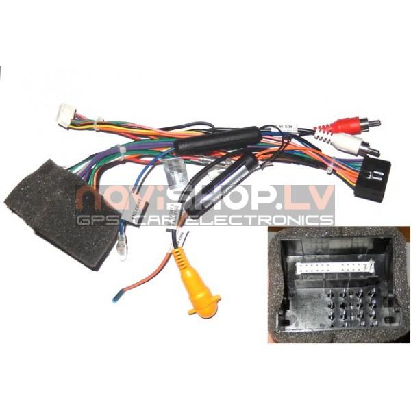 ISO kabelis priekš J-8813 GPS-DVD combo