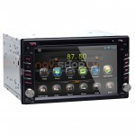 Auto dators Android 4.2.2  GPS,DVD,RADIO Multinavi J-2812MX (Universāls 2 DIN, AUX, RDS, Bluetooth,AVIN, 8Gb, Cortex A9)