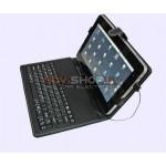 """USB klaviatūra -somiņa 9.7"""" planšetdatoram, tablet pc"""