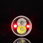 Nitecore CI6 balts+ infrasarkanais + RGB LED lukturis (CREE XP-G2, Infrared LED: 1500mW, 850nm, 440 lumens)