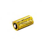 Nitecore CR123A Litija batereja 750mAh 3.0V, vienreizēja