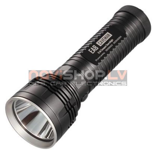 Nitecore EA8 LED lukturis (CREE U2 led, 900 lumens)