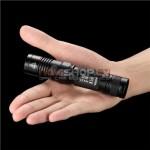 Nitecore EC20 LED lukturis (CREE XM-L2 (T6) LED, 960 lumens)