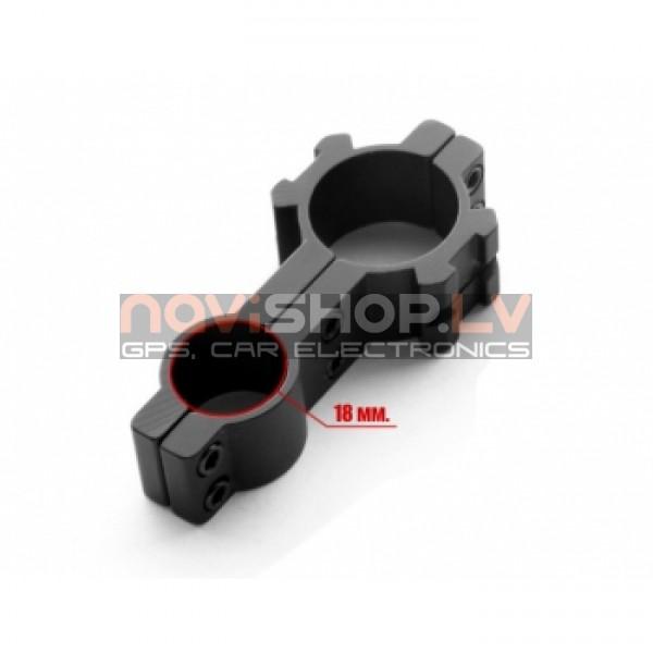 Nitecore luktura ieroča stiprinājums GM04 18mm