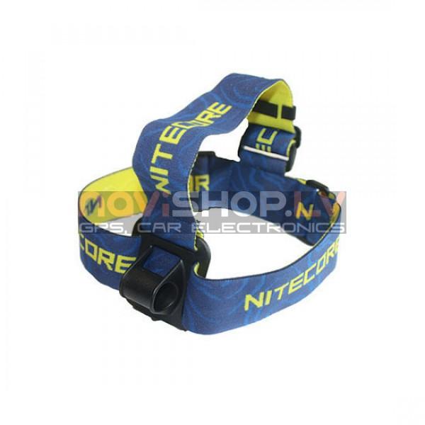 Nitecore HB03 galvas luktura stiprinājums