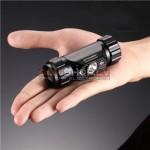 Nitecore HC50 LED galvas lukturis (LED:CREE XM-L2(T6), 565 lumens)