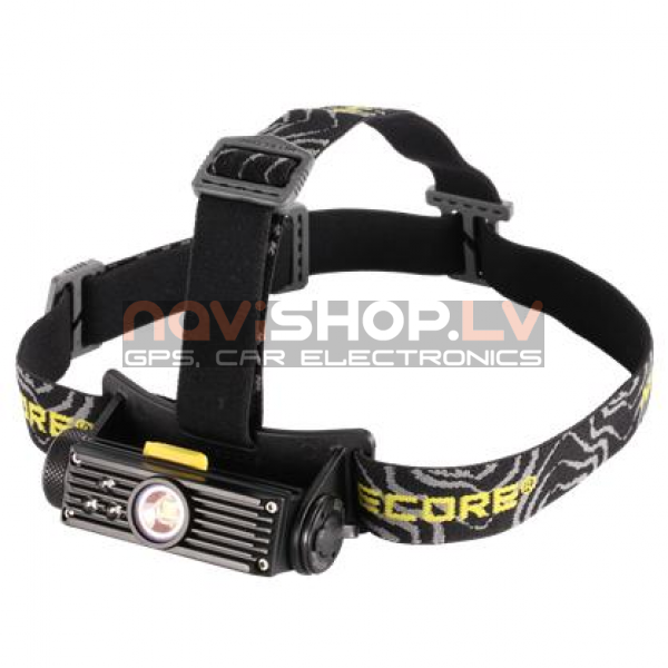 Nitecore HC90 LED galvas lukturis (CREE XM-L2(T6), 900 lumens)