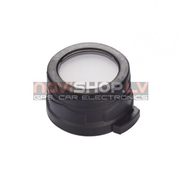 Nitecore NFD40 filtrs, balts (MH25, EA4)