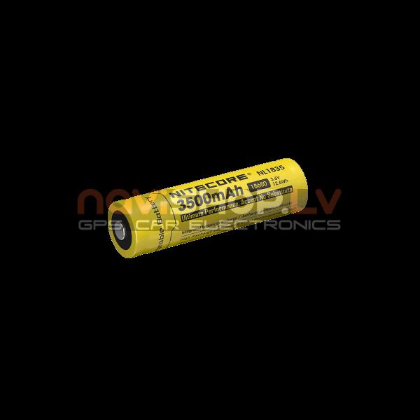 NL1835 3500 mAh lādējams akumulators