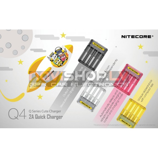 Q4 Quick Charger