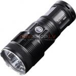 Nitecore TM11 LED lukturis (3x CREE XM-L2, 2500 lumens)