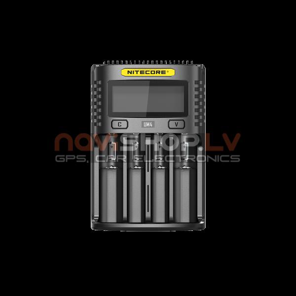 UM4 Inteliģenta USB lādēšanas  ierīce