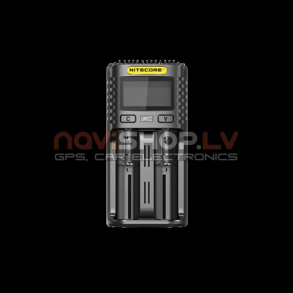 UMS2 Inteliģents USB Superb lādētājs