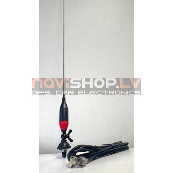 Antena CB FG-CB-2335, 142cm+RG58