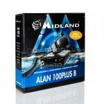 Midland Alan 100PLUS B CB rācija AM/FM (C442.09)