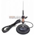 Midland LC65 CB antena magnetiska (C1020) 114 cm, ar kabeli