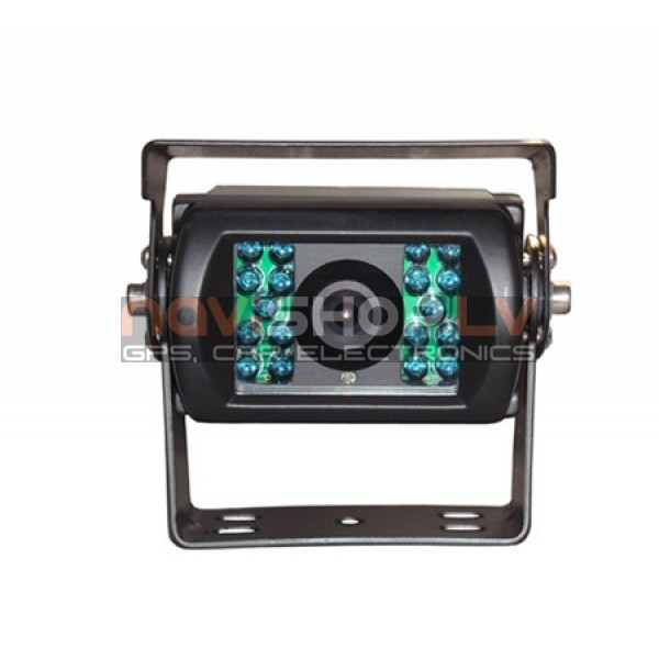 "RC-502 1/3"" Sharp CCD kamera 150° ar spuguļattēla slēdzi"