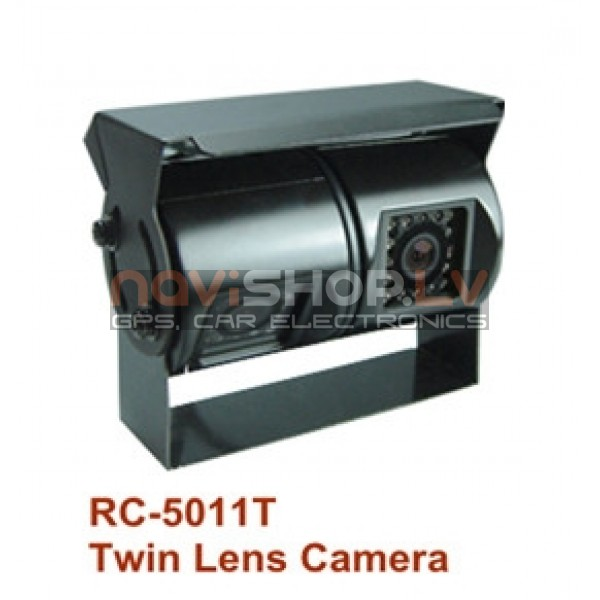 RC-5011T Dubultā Sony CCD Camera