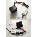 2.4G bezvadu uztvērējs-raidītājs atpakaļskata kamerām RIS-601TR