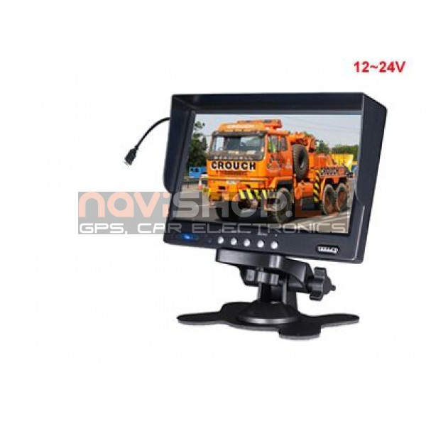 "7.0""  monitors  RM-705, 2 video channels"