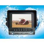 """5.0"""" digitalais ūdensizturīgs monitors ar 2 kanālu videoieeju atpakaļskata sistēmai RM-505F"""