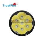 Trustfire X100 LED lukturis ar somiņu (7* CREE XM-L T6,8000 lumens)