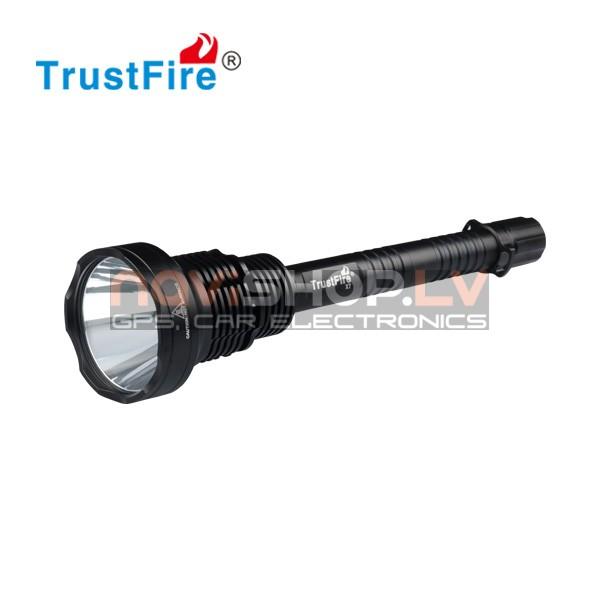 Trustfire TR-X7 LED lukturis (CREE XM-L T6,1300 lumens)