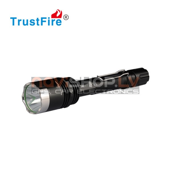 Trustfire TR-X8 LED lukturis (CREE XM-L T6,1000 lumens)