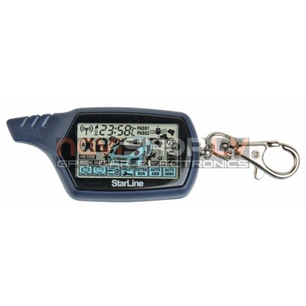 LCD pults  Starline B99 signalizācijai, rezerves