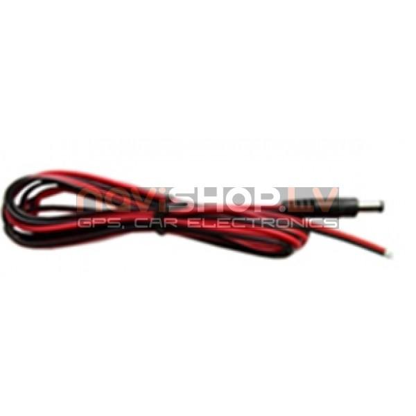 barošanas kabelis DC male power cable 1m
