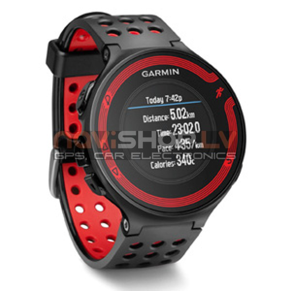 Garmin Forerunner 220 Black/Red (010-01147-10)