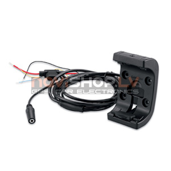 AMPS Rugged Mount with Audio/Power Cable for Garmin Montana  600/650 (010-11654-01)