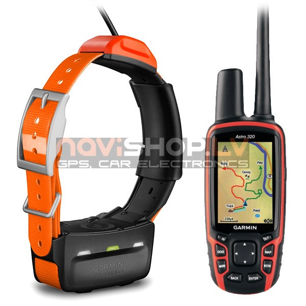 Garmin Astro 320 + T5 Collar COMBO  Dog Tracking System, EU (010-01041-61)