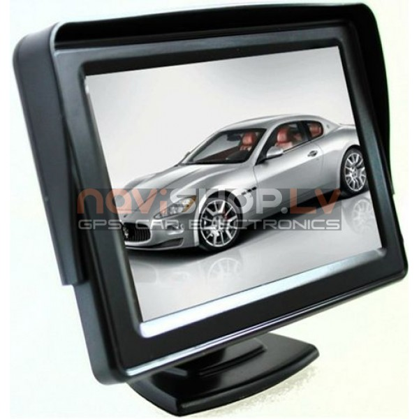 "4.3 "" monitors ar saulessargu M430A"