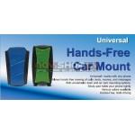 Universāls turētājs visiem telefoniem ar vakum lipīgu virsmu H31-C64 un ventilācijas stiprinājumu