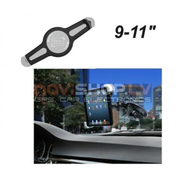 """Planšetdatora turētājs automašīnai  H41-C60 ar piesūcekni (9.0""""-11.0"""" iPad, iPad, Samsung uc.)"""