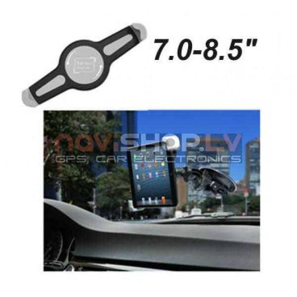 """Planšetdatora turētājs automašīnai  H41-C65 ar piesūcekni (7.0""""-8.5"""" iPad, iPad, Samsung uc.)"""