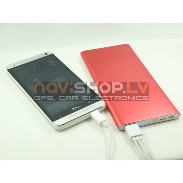 iPower P20000 litija-polimēru power bank mobilais lādētājs 20000 mAh (FBLC08)