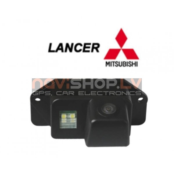 Mitsubishi Lancer EX camera wired