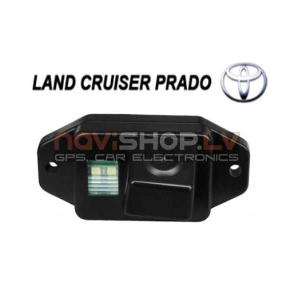 Toyota Landcruiser Prado atpakaļskata kamera